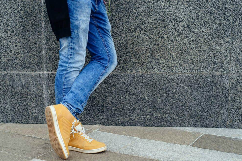 The 7 most popular men's jeans