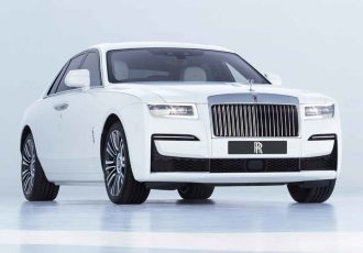 2021 ROLLS-ROYCE GHOST SEDAN