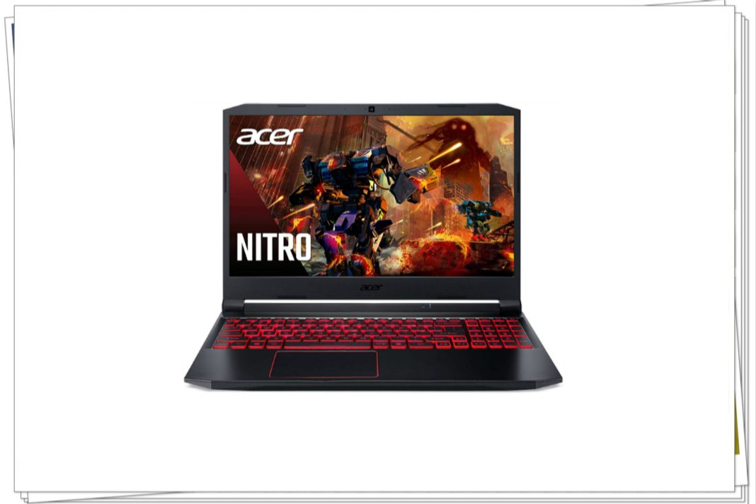 Acer Nitro 5 Gaming Laptop AN515-55-59KS